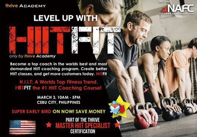 Level Up with HIIT FIT