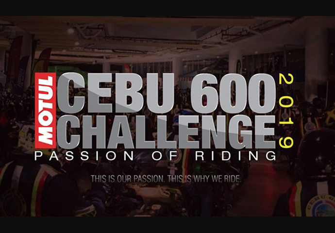 CEBU 600 CHALLENGE – PASSION OF RIDING