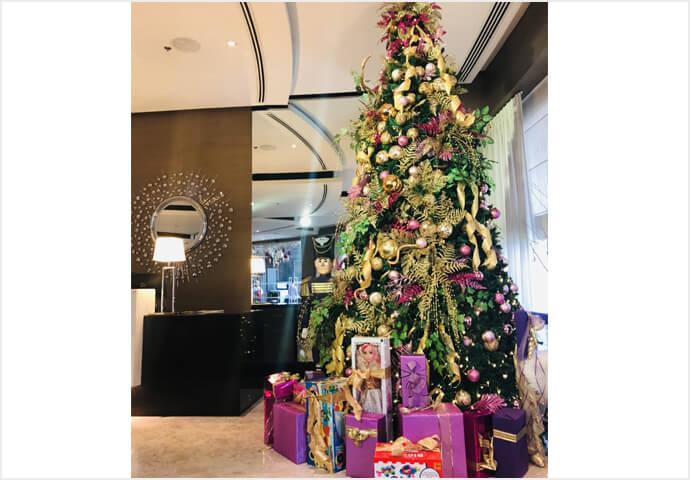 今年セブ市内を飾っているクリスマスツリーの見比べ12選!