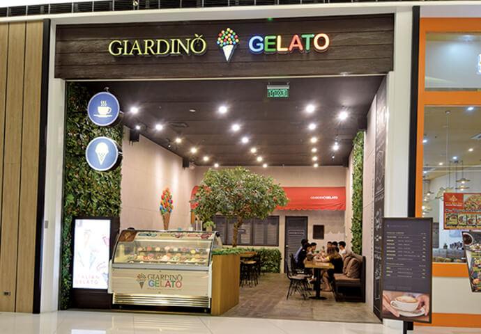 ランチもOK!軽食のイタリアンパスタやサンドイッチ、コーヒーもご用意♡ 特にイタリアンパスタは、ジェラート同様、本場同様のクオリティー!