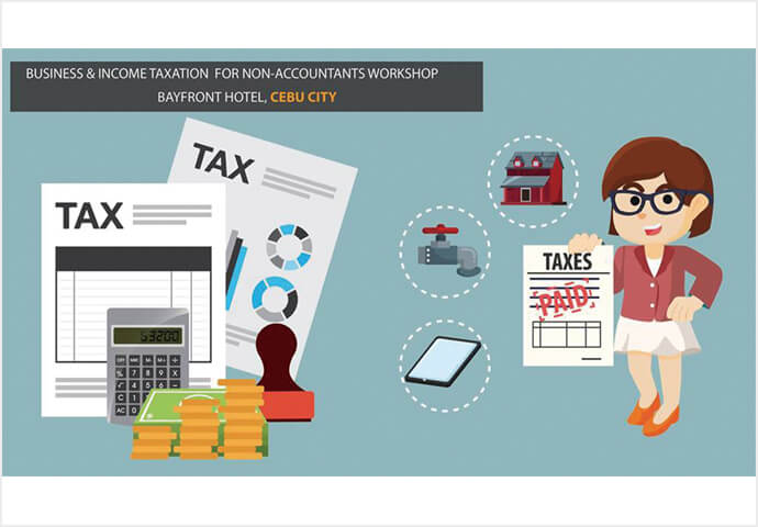 BUSINESS & INCOME TAXATION WORKSHOP
