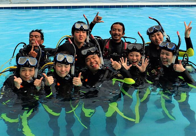 初心者大歓迎!日本語OKのダイビングショップで「初めてのダイビングプラン」5選