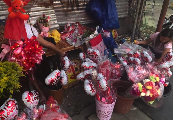 Valentine's Day in Cebu!