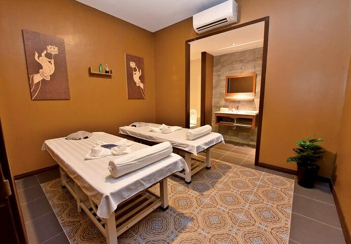 VIPルームには、バスルーム完備!  アロマの香りと快適な空間で、心身ともにリラックス♡