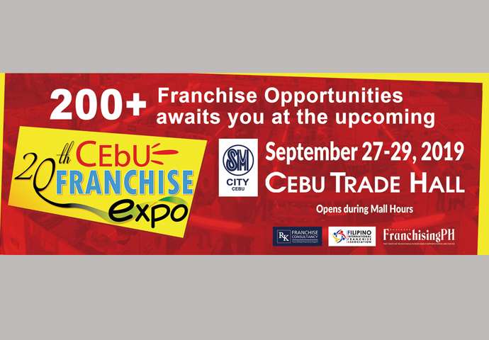 20th CEBU FRANCHISE EXPO