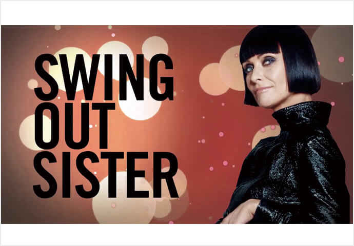 Swing Out Sister with Sybil PH Tour