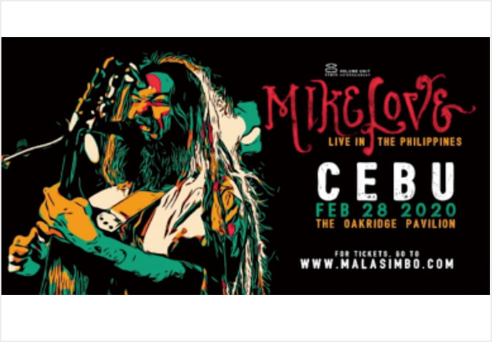 Mike Love Live in the Philippines – Cebu