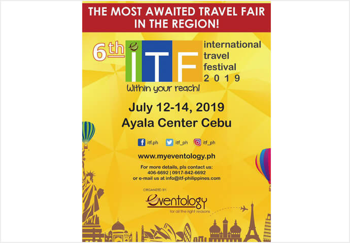 6th INTERNATIONAL TRAVEL FESTIVAL 2019