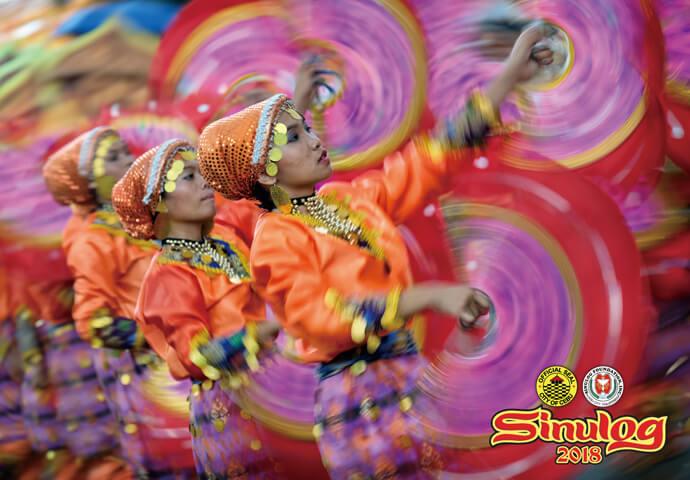 Sinulog Festival シヌログフェスティバル
