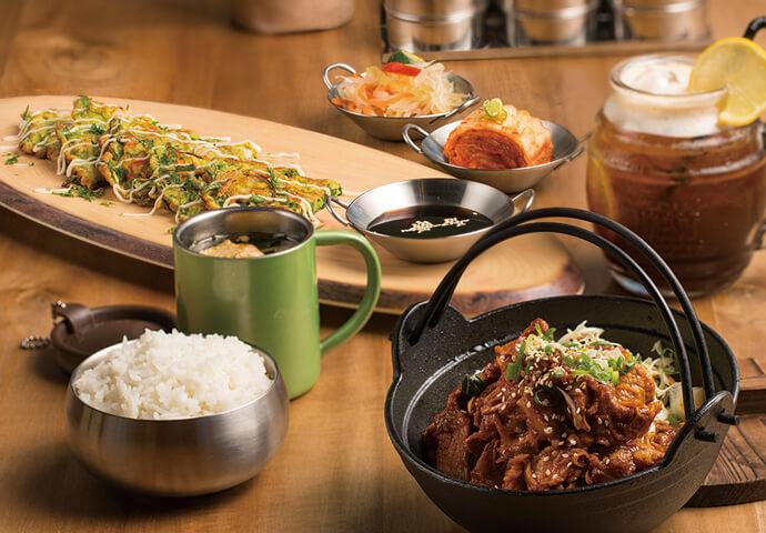 空港近くのショッピングモールIsland Central Mactanに展開する韓国料理のお店。  セブ島No.1レストランに選ばれた実力は本物! どれもホテル料理のように上品で華やか♪  ランチやセットメニューも充実しており、お得に絶品韓国料理を堪能できます♡