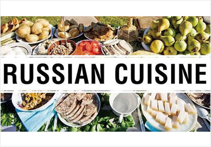Special Meals Day:  Russian Cuisine