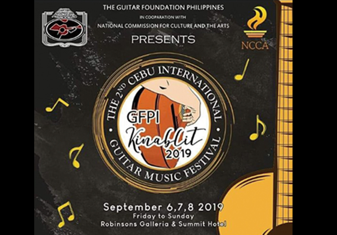 2nd INTERNATIONAL GUITAR FESTIVAL – KINABLIT 2019