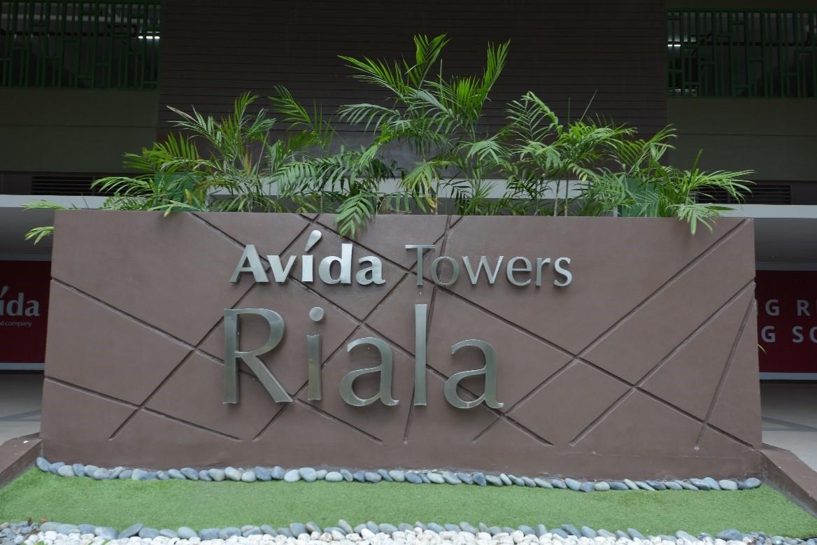 Avida Towers Riala(アビダタワーズリアラ)はAvida Towers Cebu(アビダタワーズセブ)から少し離れた場所に出来た新しいアビダのシリーズです。最近出来たコンドミニアムなので、とても綺麗です♪ アヤラモールセントラルブロックまでは、歩いて4分程で行くことができ、とても便利な立地になっています。
