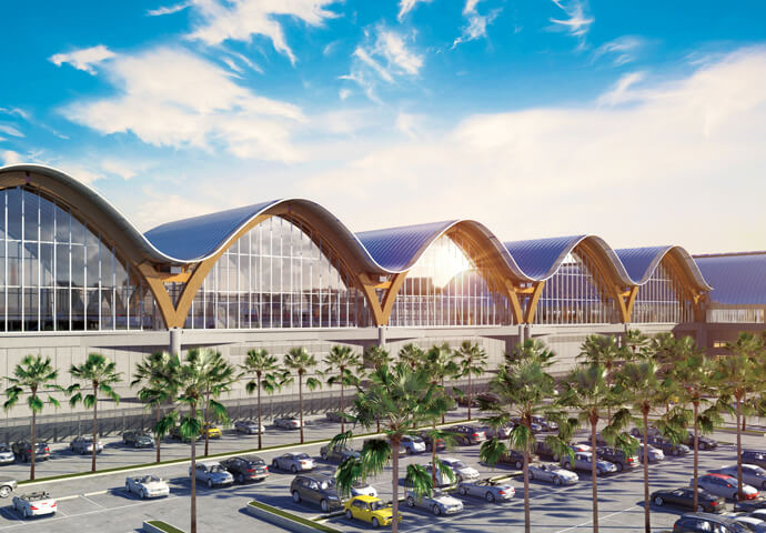 Back- to- Back International Accolades to  Mactan International Airport Terminal 2