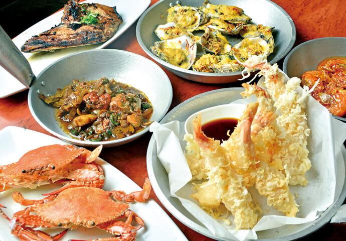 家族水入らずでお食事♪「SM Seaside City Cebuのファミリー向けレストラン10選」