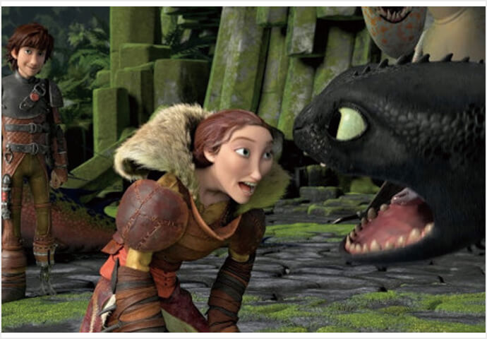 How To Train Your Dragon 2:  The Hidden World