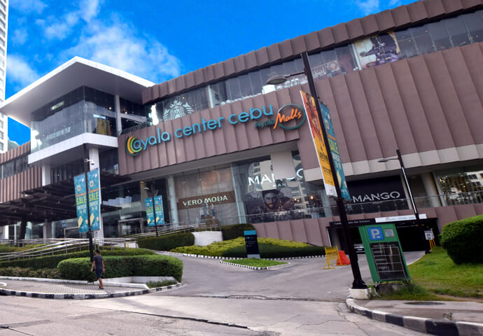 Find your Souvenirs in Cebu! ~ Ayala Mall~