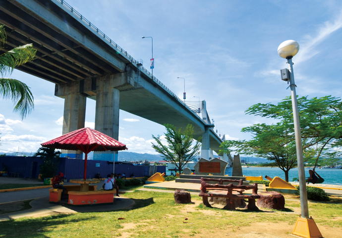 Connecting Japan & Cebu:  The Philippine  Mandaue-Mactan New Bridge. It's only the beginning.