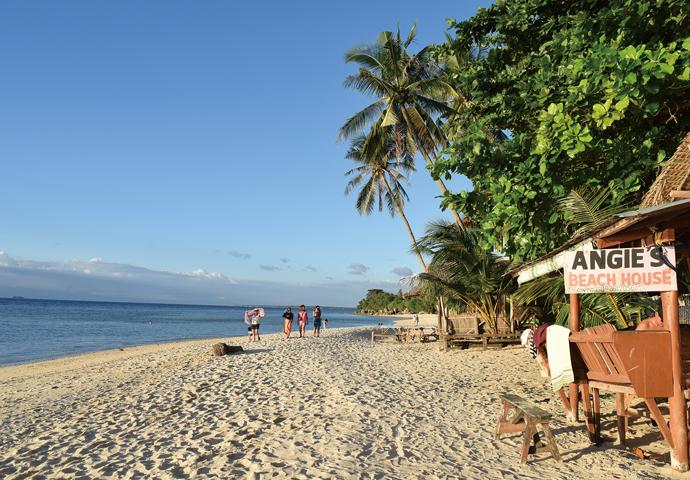 Moalboal〜 A hidden European resort in Western Cebu 〜