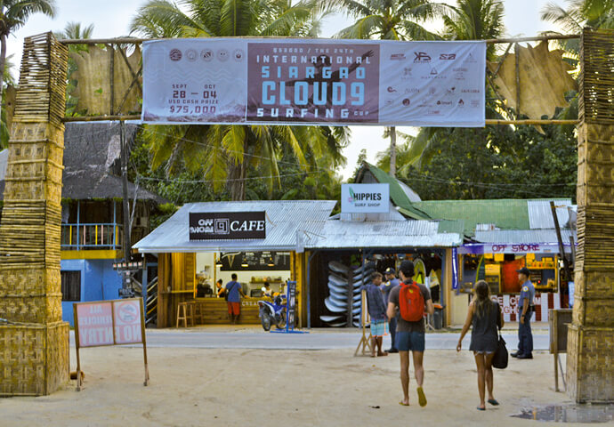 Siargao Island-surfing Capital of the Philippines