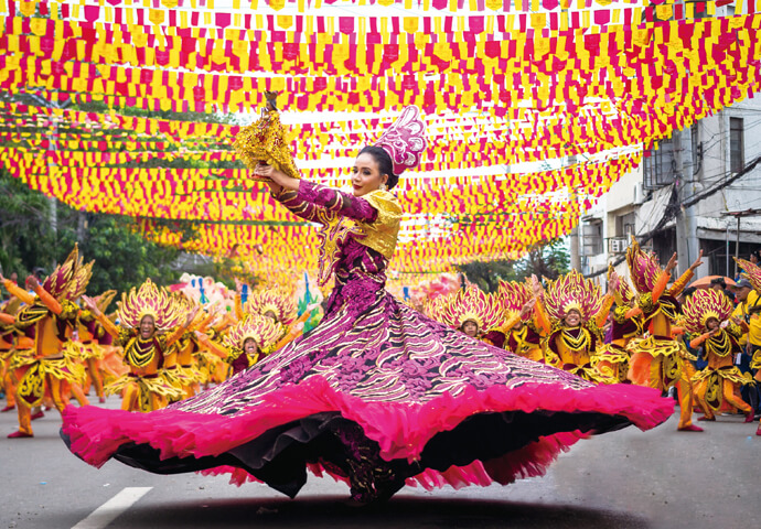 Experience the grandest festival in the Philippines - Sinulog!