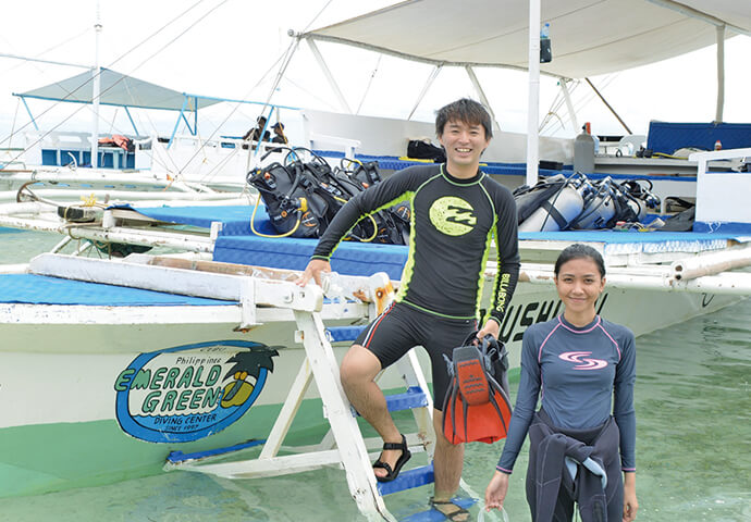 Experience why so many divers go diving  again and again!