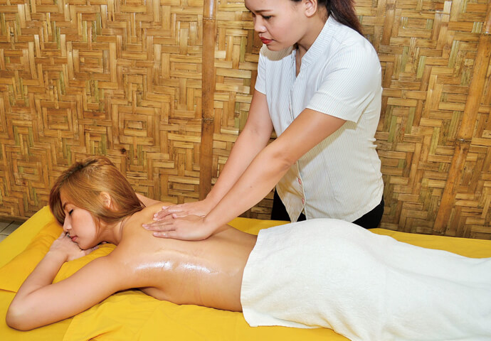 A spa that represents Cebu.  Discover a reasonable resort spa!