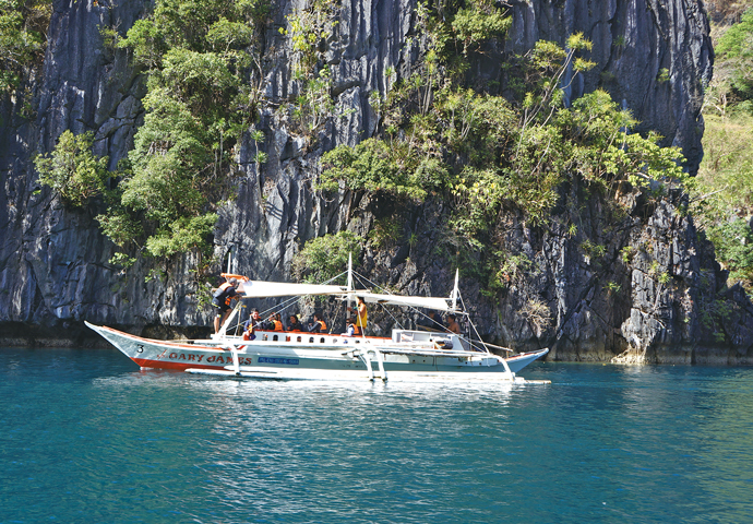 El Nido The Creation of God El Nido, the last land of mystery in the Philippines.