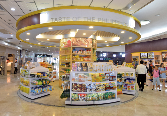 Find your SOUVENIRS at Mactan Cebu International Airport