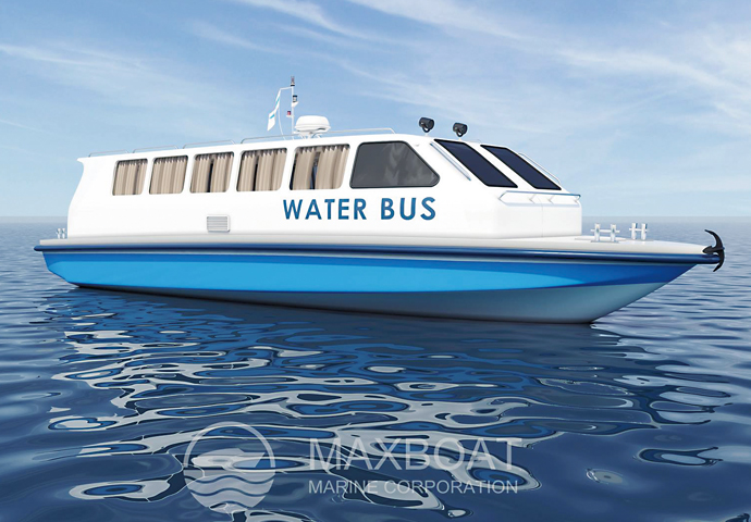 A Complete Change  in Cebuano Transportation〜the Water Bus〜