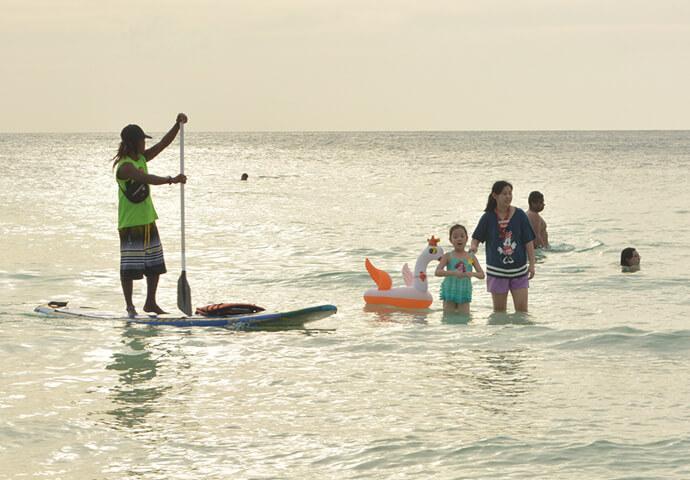 パラダイスアイランド ボラカイ島