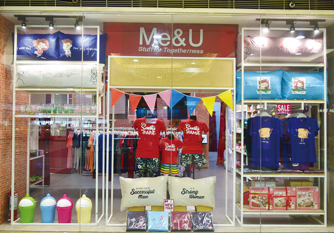 セブのお土産特集 〜カップルアイテム at SM City Cebu 〜