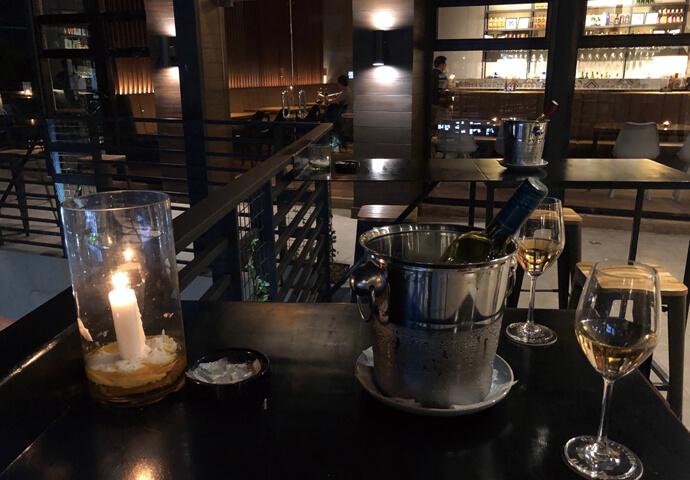 A Mesa Bar
