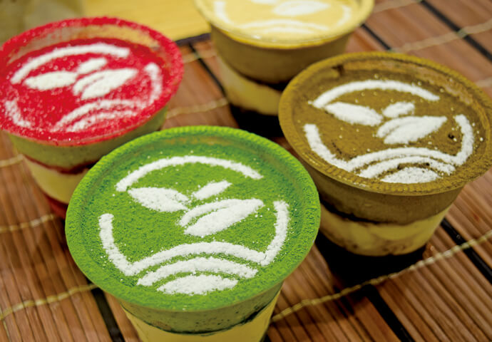 【Robinsons Galleria】D:matcha Kyoto