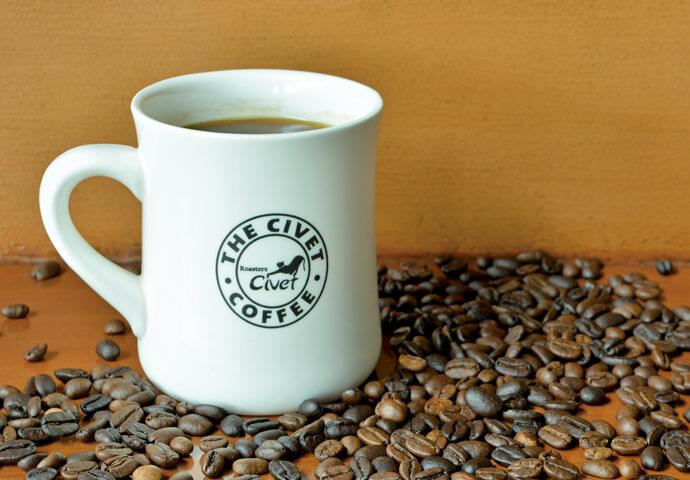 【SM Seaside City Cebu】Civet Coffee