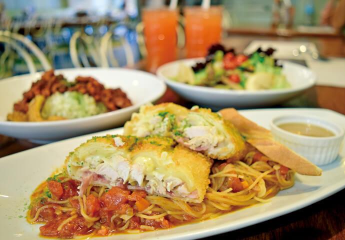 【SM City Cebu】The Old Spaghetti House