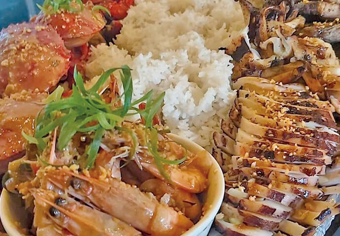 KKB Seafood and Grill