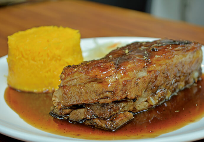【Robinsons Galleria】Byron's Backribs Grille