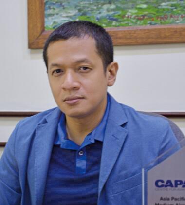 Mr. Steve Y. Dicdican