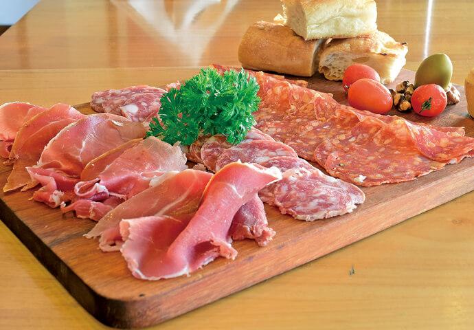 Salami Platter サラミの盛り合わせ