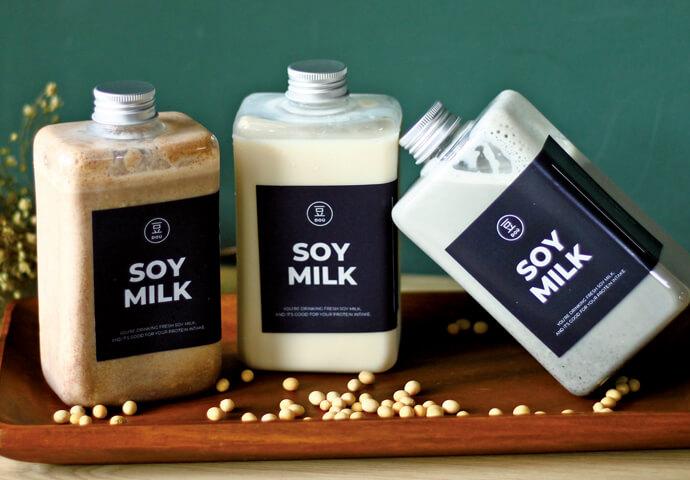 Soy milk 豆乳