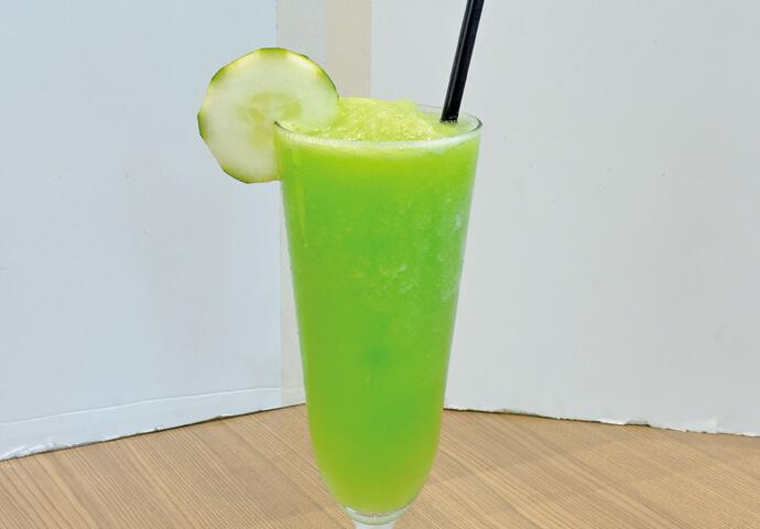 Minty Cucumber