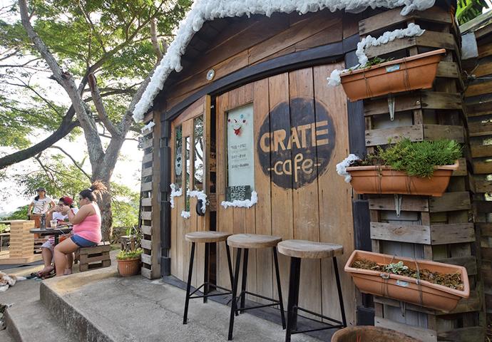 CRATE CAFÉ
