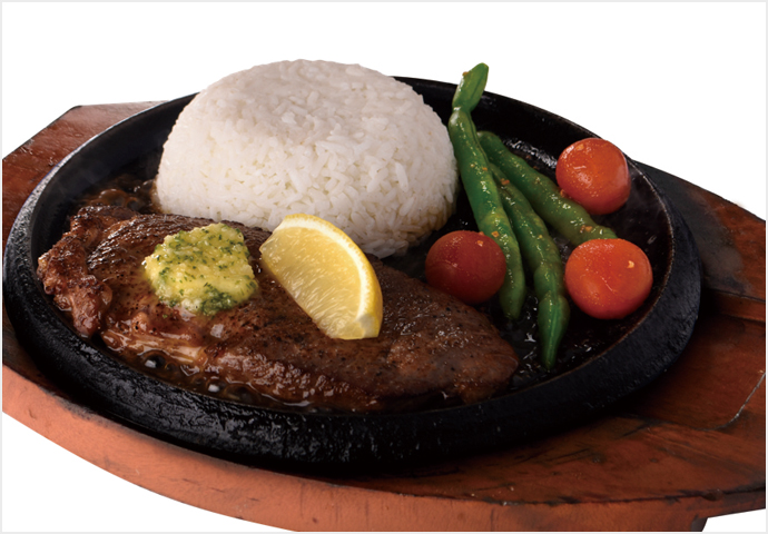 Sizzlin's Steak