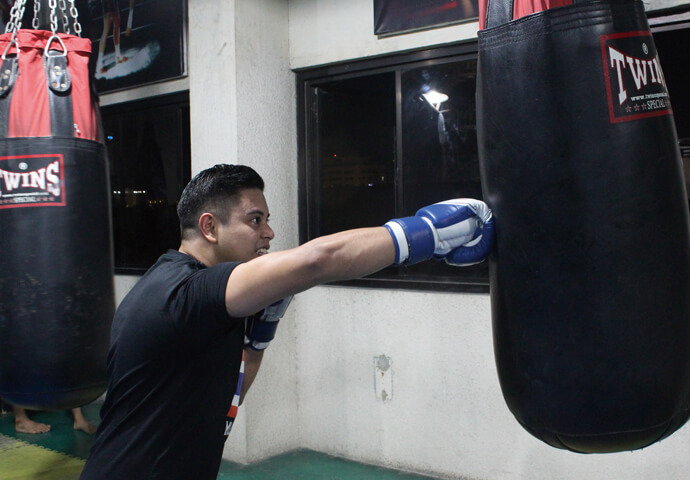 Muay Thai Cebu