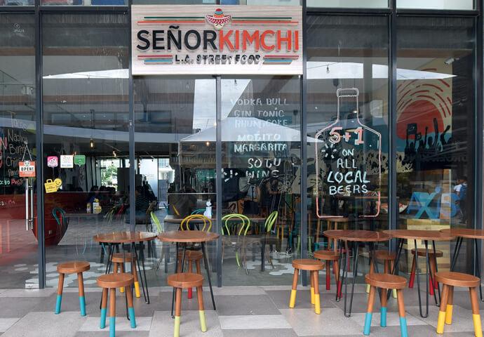 Senor Kimchi