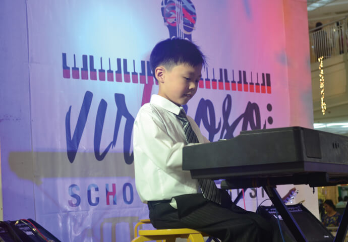 VIRTUOSO SCHOOL of MUSIC