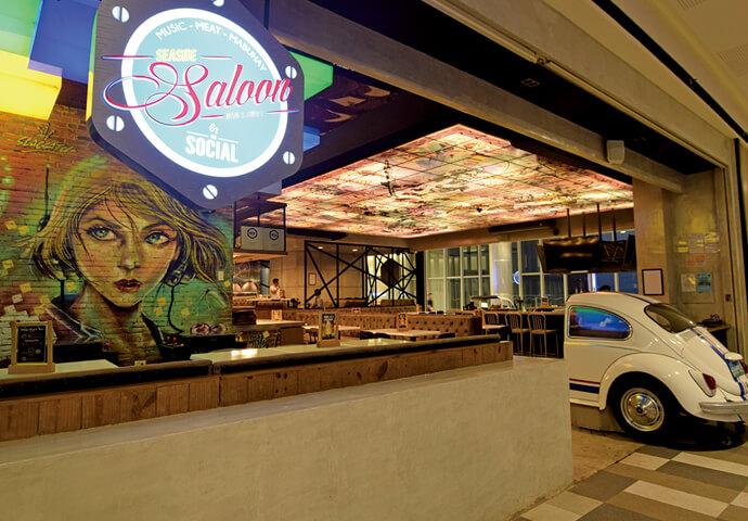 Seaside Saloon