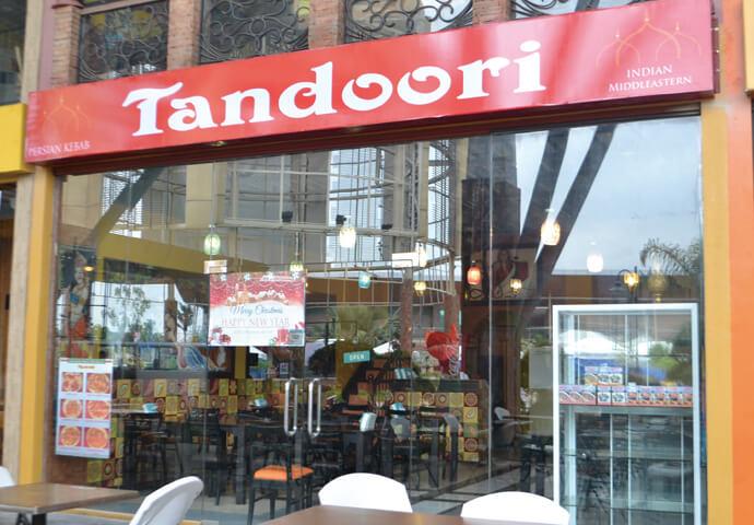 Persian Kebab Tandoori