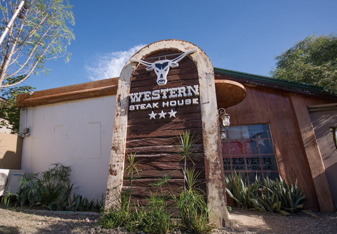 WESTERN STEAK HOUSE